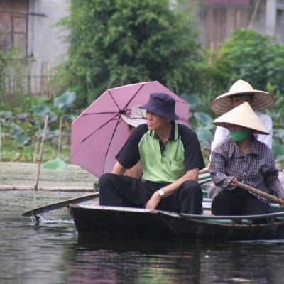 Barque Halong Terrestre