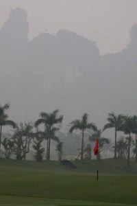Golf Luong Son Parcours
