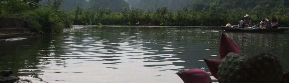 Paysage Baie Halong Terrestre Nim Binh