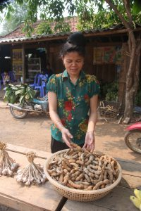 Femme Thai