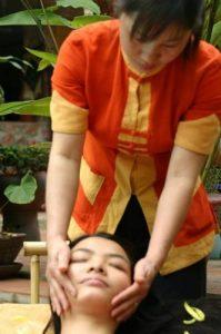 Massage Facial La Ferme du Colvert