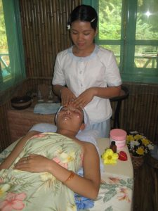 Massage Facial Spa
